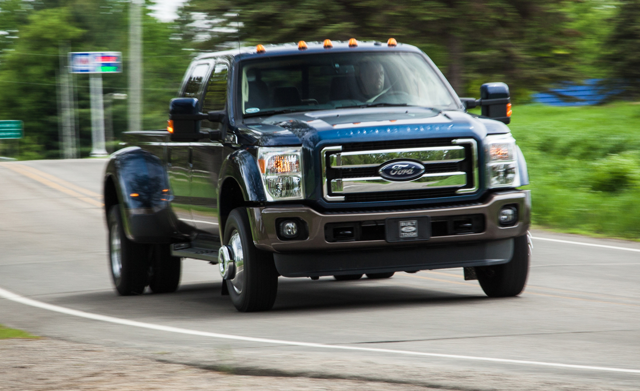 Ford Sued Over Diesel Super Duties - Repo Buzz